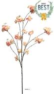 Branche de Cerisier artificielle, H 126 cm Rose - BEST - couleur: Rose