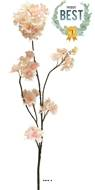 Branche de Cerisier artificielle, H 84 cm Rose - BEST - couleur: Rose